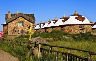 格根塔拉草原旅游中心