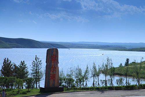 察尔湖生态旅游区