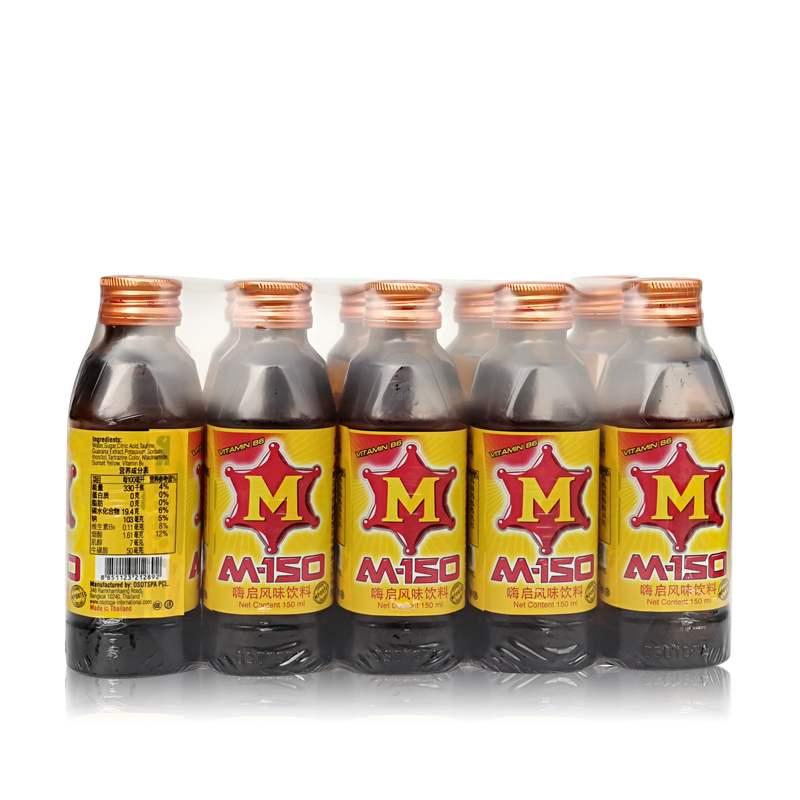 泰国红牛M-150嗨启运动风味饮料(一箱50瓶)