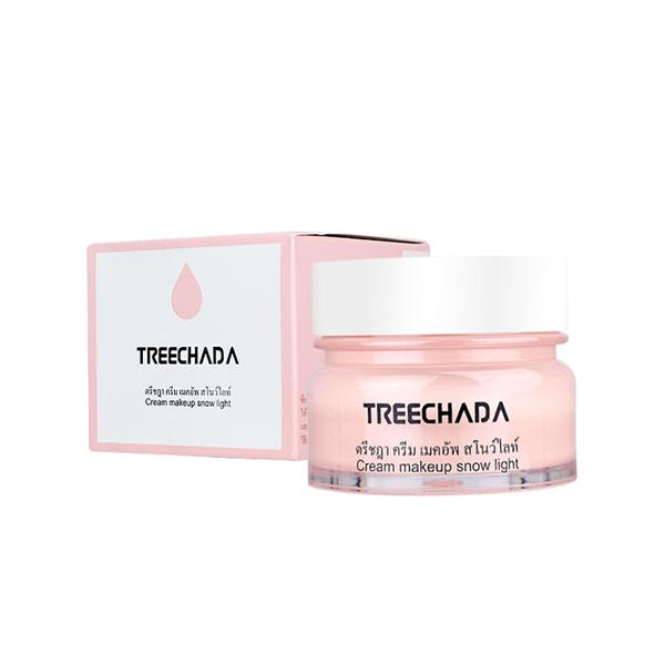泰国treechada素颜霜裸妆遮瑕
