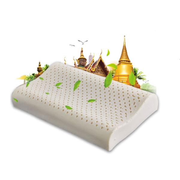 泰国进口优必思乳胶枕