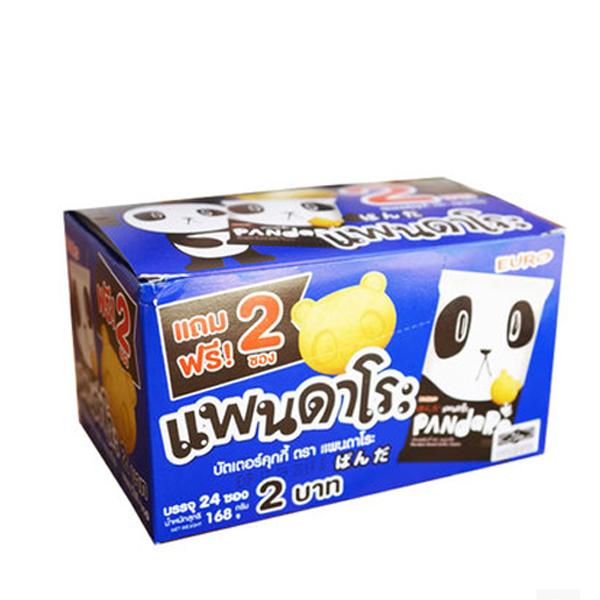 泰国进口熊饼干12盒