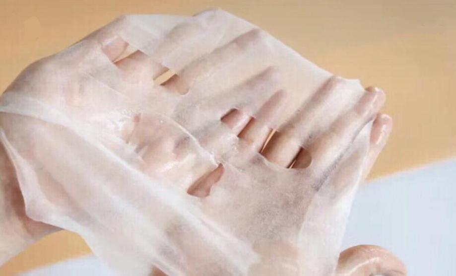5招分辨真正的蚕丝面膜方法