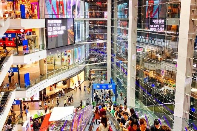 泰国旅游最全购物商圈攻略