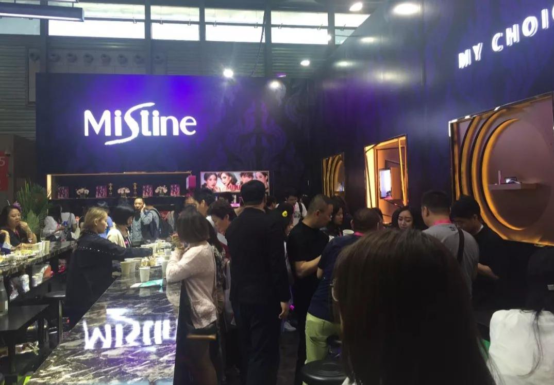 泰国化妆品在中国增长超百分之六十