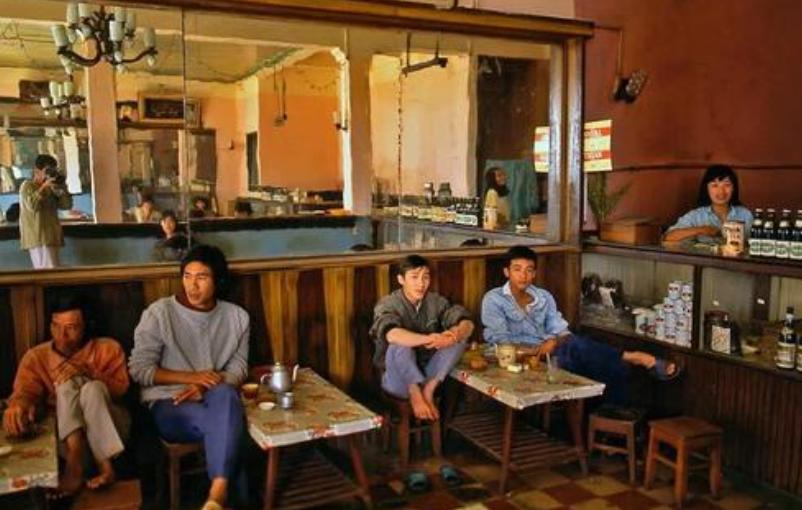 不仅仅只是芽庄,越南还有独特的咖啡文化