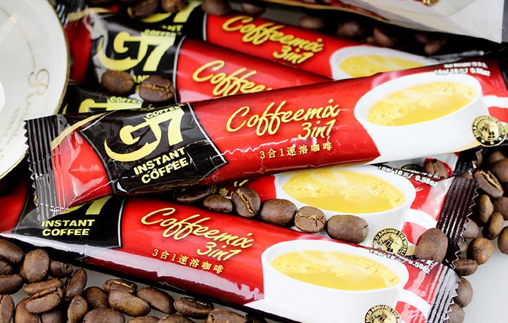 口感良好!越南G7咖啡初体验!