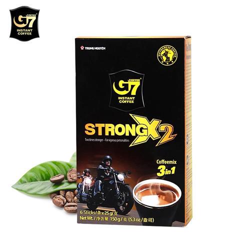 越南G7浓醇咖啡