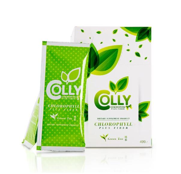 泰国Colly叶绿素排毒饮品