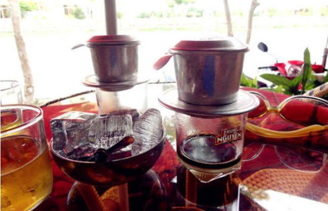 越南印象之越南咖啡!