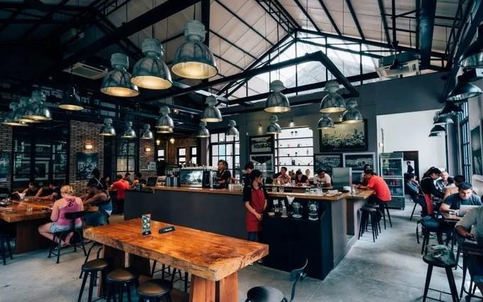 细数那些必去的网红越南咖啡馆!