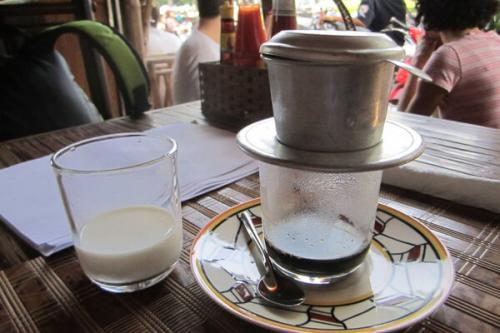 越南初体验,越南咖啡游记