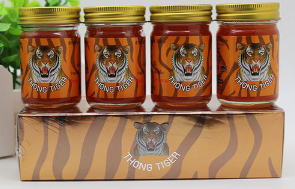 泰国老虎膏(thong tiger)简介