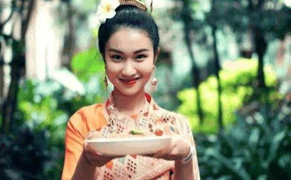 老挝美女!老挝的新名片